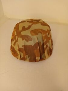 Child Military Camouflage Toy Costume Helmet Age 3+ OS *NEW*