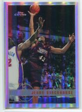 1997-98 Topps Chrome Refractor 204 Jerry Stackhouse