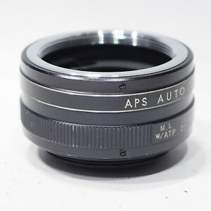 APS Teleplus 2x teleconverter, fits Pentax M42 camera lens mount