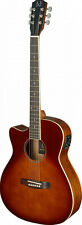 James Neligan BES-ACE DCB Auditorium Westerngitarre left Hand Linkshänder Gitar.
