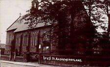 Hoyland near Elsecar & Barnsley. St Andrew's church # (V.47).
