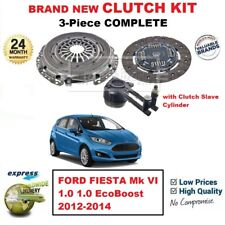 Para Ford Fiesta Mk VI 1.0 1.0 Ecoboost 2012-2014 Nuevo 3-pc Embrague Kit + Csc