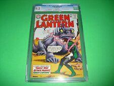 Green Lantern #34 CGC 9.2 w/ WHITE PAGES 1965! DC Comics not CBCS 1076433005