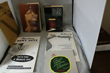 Adele P. Margolis, Lot of 2 Books, Plus Vintage Sewing Booklets