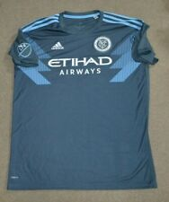 Ryan Meara New York City FC NYCFC adidas MLS Soccer Jersey Large