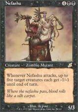 4x Nefashu NM-Mint, English Scourge MTG Magic