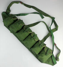 Surplus China Type 85 Chest Rig Soviet Union SVD Ammo Pouch PSL Mag Pouch Bag