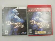 Demon's Souls (Sony PlayStation 3, PS3 2009) CIB
