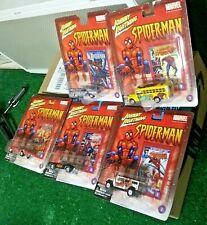 Johnny Lightning Spiderman Lot