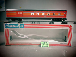 American Flyer 4-9500 Southern Pacific Daylight COMBO CAR O.B. C-8.