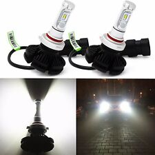 Alla Lighting 12000lm X3 Mini 9005 HB3  LED Headlight DIY 3 Color Conversion Kit