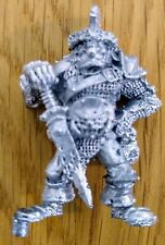 Oldhammer Warhammer 1986 Ogre Hrothyogg Captain C23 OOP sculpt by Jes Goodwin