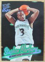 STEPHON MARBURY  🏀1996-97 FLEER ULTRA ROOKIE CARD #66