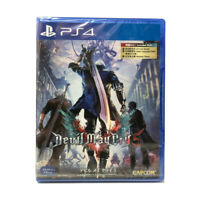 Devil May Cry 5 PlayStation PS4 2019 Chinese English Factory Sealed