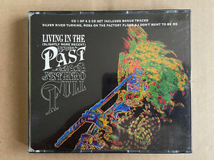 Jethro Tull - Living In The Past - CD Single 1993 2CD COMPLETE