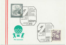 A 1150 WIEN BIBM 78 9. Internationales Kongress Beton- und Fertigteil-Industrie