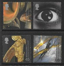 "2000 MILLENNIUM PROJECTS (12th SERIES) ""SOUND AND VISION"".SG 2174-77 SET 4 MNH."