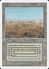Scrubland Revised HEAVILY PLD Dual Land Rare MAGIC THE GATHERING CARD ABUGames