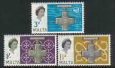 Malta 1961 4th Issue St George Cross Maltese Crosses