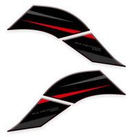 PROTEZIONI LATERALI SERBATOIO DUCATI MULTISTRADA 1260 L-045(M) (Black Red)