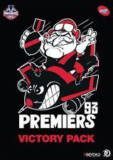 AFL Premiers 1993 Essendon Premiers Victory Pack (DVD 5-Disc Set) NEW SEALED