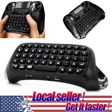 US Bluetooth Wireless Keyboard For Sony PS4 PlayStation 4 Accessory Controller X