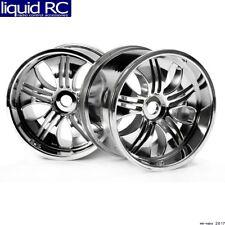 HPI Racing 3252 Tremor Wheels Chrome 115x70mm 7 Inch (2)