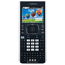 Texas Instruments TI-Nspire CX Calculator Touchpad Handheld Maths Science School