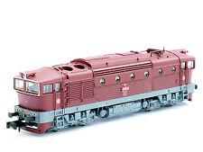 Minitrix 16731 - DCC + Sound Diesellok T478.3 CSD - Spur N - NEU