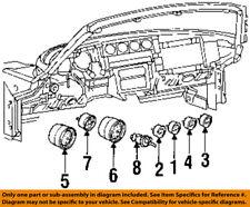 Dodge CHRYSLER OEM 01-02 Viper-Electrical Charge Indicator Gage Gauge 4642135AC