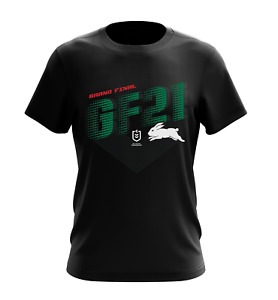 South Sydney Rabbitohs 2021 Grand Final T Shirt Sizes S-5XL + EXPRESS POST! T2