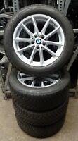 4 BMW Winterräder Styling 618 225/55 R17 5er G30 G31 6868217 Bridgestone RDK TOP