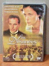 Les Destinees    (DVD)    BRAND NEW    French with English Subtitles
