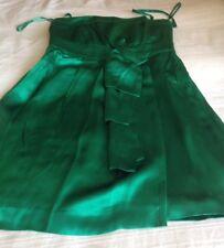 Ted Baker Vestido Verde Tamaño: 2 Reino Unido: 10