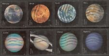 Scott #5069-76 Used Set of 8, View of Our Planets