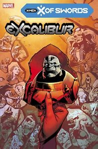 Excalibur #15 (2020) Marvel main cover chapter part 21 X OF SWORDS 11/25/2020