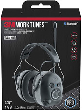 WorkTunes Connect + AM/FM Hearing Protector with Bluetooth Technology, Great Day