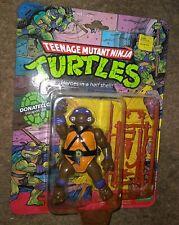 NEW 1988 Teenage Mutant Ninja Turtles Donatello Playmates Action Figure MOC BO