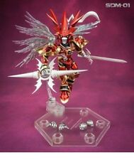 Digimon Tamers Dukemon Crimson Mode Gallantmon Action Figure X