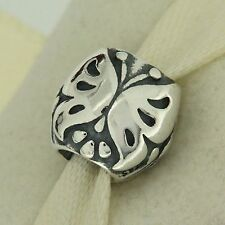 Authentic Pandora 790524 Majestic Butterfly Sterling Silver Bead Charm