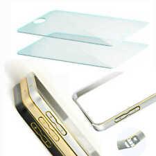Hartglas H9 Temperd Glass und Aluminium Rahmen Metall Bumper Case Etue