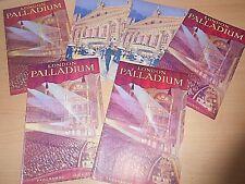More details for 6 vintage london palladium programmes - danny kaye, judy garland, dorothy lamour