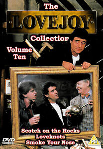 Lovejoy Volume 10 -Rare DVD Aus Stock -Excellent