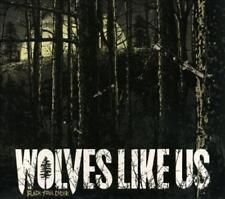 WOLVES LIKE US - BLACK SOUL CHOIR [DIGIPAK] * NEW CD