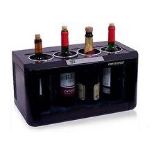 Vinoteca de barra Cavanova para 4 Botellas OW-004