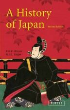 A History of Japan: Revised Edition (Paperback or Softback)
