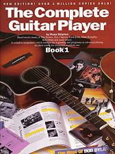 The Complete Guitar Player Book 1 SHEET MUSIC BOOK Russ Shipton Édition Révisée!