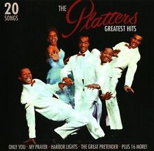 The Platters Greatest Hits (CD, 2013) Usually ships within 12 hours!!!