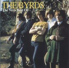 THE BYRDS: THE VERY BEST OF 27 TRACK CD GREATEST HITS / NEW