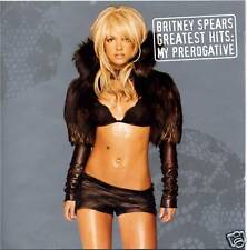 CD - BRITNEY SPEARS - MY PREROGATIVE (GREATEST HITS)